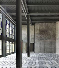 Han Tumertekin, Cemal Emden · Bomonti Brewery · Divisare