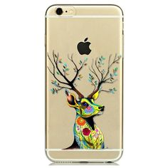 Lovely Deer Phone Case Iphone 6 Plus 6s Plus This is for Iphone 6 Plus and 6s Plus (Not Iphone 6 or 6s). Soft Silicon Clear Case Cover with Lovely Print. Brand new. High Quality. Easy access to all buttons, controls and ports without having to remove the bumper. Fashion design, easy to put on and easy to take off. No trade. Feel free to browse my closet. Accessories Phone Cases