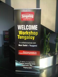 Work Shop Tungaloy 2012 in Link