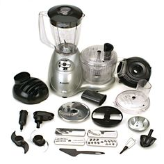 Breville Food Processor Owners Manual