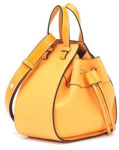 79adfd0156 Loewe Hammock Mini leather crossbody bag Loewe, Leather Crossbody Bag, Calf  Leather, Hammock