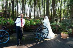 Düğün çekimimizden bir kare