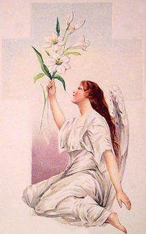 Angel, Kristendomen, Vintage