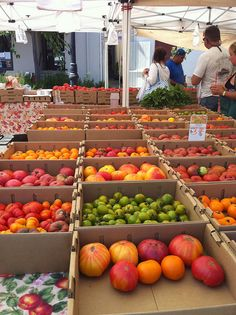 Sebastopol Farmers Market - In a county full of incredible farmer's markets, this one comes highly recommended.  In addition to the outstanding produce, don't miss Chef Mateo's famous huevos rancheros.