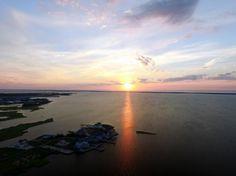 Sunrise on Jun 18, 2016
