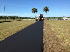 Desert Ranch Asphalt Paving job by the ABC Paving and Sealcoating Team! #Paving #Asphalt #Maintenance #ABCPaveandSeal