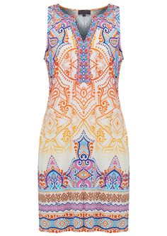 Hale Bob Giotta Beaded Dress