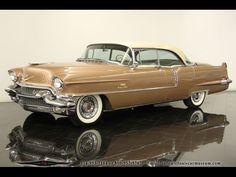1956 Cadillac Sedan Deville 4-door Hardtop #classiccars1956cadillac