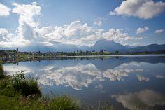 Bavaria, Allgäu, Hopfen am See, Säuling