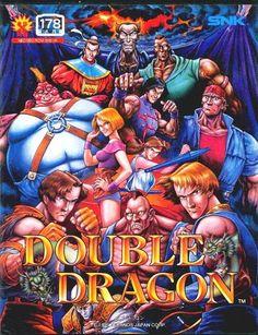 Nostallgia Brasil: Double Dragon (Neo Geo)