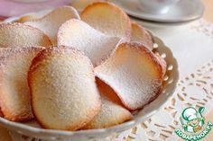 """""""Тюиль"""" Это нежное, тонкое печенье просто тает во рту. """"Тюиль"""" переводится с французского как черепица. Предлагаю приготовить это чудесное печенье вместе со мной. Pie Recipes, Snack Recipes, Dessert Recipes, Cooking Recipes, Tart, Cooking Pumpkin, No Cook Desserts, Vegetarian Cooking, Mini Cakes"""