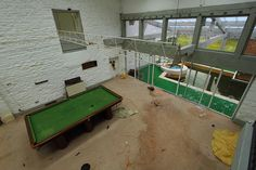 Inside the Abandoned Latvian Consulate at Chorley, Lancashire - Urban Ghosts Media