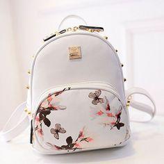 Girl School Bag Travel Cute Backpack Satchel Women Shoulder Rucksack Gyfu
