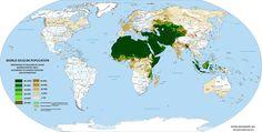 World Muslim Population.