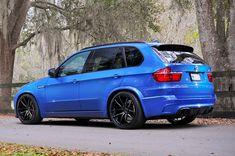 #BMW X5M