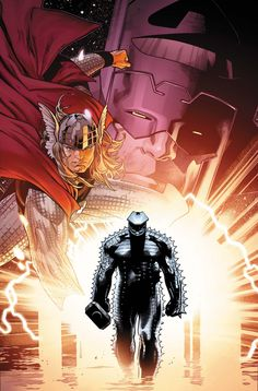 Galactus: The Mighty Thor #6