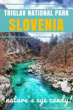 Slovenia Travel Blog: Triglav National Park holds some of mother nature's best eye candy. Use this ultimate guide to plan your next trip to this natural wonder. Click to find out more!