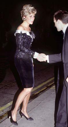 "Princess Diana  -- 29 September 1989 / January 1991  /  Sadler Wells Theater June 1990 / Children of Eden Charity Gala  Feb 1991 /  ""Marriage of Figaro"" Nov 1991"