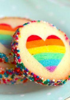 Comida de unicórnio: 20 doces de arco-íris que são puro amor