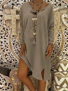 Stars Chiffon Short Sleeve Tiered Paneled Plus Size Tunic