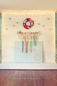 *Lovely Clusters - The Pretty Blog: Vintage Christmas Colors