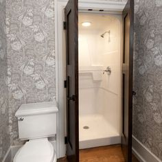 1000 images about downstairs bathroom on pinterest for Hidden bathroom pics