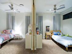 sliding door to split a room x