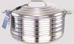 Stainless Steel hotpots - SILVER LINE