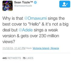 24.7 MEDIIA'S BLOG: SEE FANS REACTION TO SEAN TIZZLE'S TWEET
