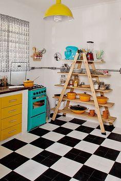 casas con encanto decoracion reciclada y optimista en Brasil 2