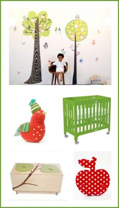Enchanted Forest nursery theme ideas