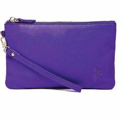 desiary.de - Mighty Purse Handbag Butler Leder, violett