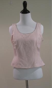 Women's Light Pink Top (Sz 6P)