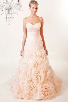 US$159.89-Sexy A-Line Sweetheart Jeweled Backless Sweetheart Organza Wedding Dress With Ruffles.  http://www.ucenterdress.com/a-line-sweetheart-jeweled-organza-wedding-dress-with-criss-cross-and-ruffles-pMK_702520.html.. Shop for Best wedding dresses, Lace wedding dress, modest wedding dress, strapless wedding dress, backless wedding dress, wedding dress with sleeves, mermaid wedding dress, plus size wedding dress, We have great 2016 fall Wedding Dresses on sale. Buy Wedding Dresses online…