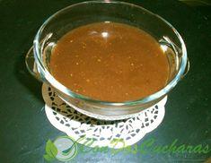 ConDosCucharas.com Salsa gravy para carne - ConDosCucharas.com Carne Asada, Salsa Gravy, Roast Beef, Salmon, Pudding, Lunch, Chicken, Dinner, Desserts
