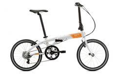 Discovered TERN foldable bikes yesterday... really nice designs.