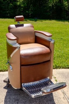 Project Antique Barber Chairs – Custom Barber Chairs