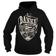 Its a BANKE Thing (Eagle) - Last Name, Surname T-Shirt