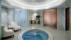 Ultimate Home. Come home and relax in the spa after a longs day work. #wealthy #ballin' #lifestyle
