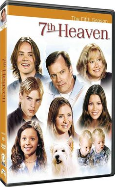From leading television producer Aaron Spelling comes a acclaimed family drama about a minister, his wife and their seven child. Barry Watson, Mackenzie Rosman, Beverley Mitchell, Stephen Collins, Nostalgia, Seven Heavens, 7th Heaven, Family Show, Family Tv