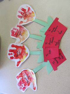 7 last minute handmade gifts and cards for teacher s day for Thank you crafts for teachers