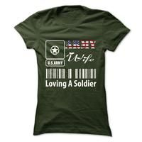 T-shirt Dedicated To all The Military wives