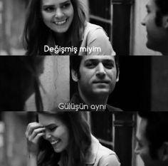 Gülüşün aynı...