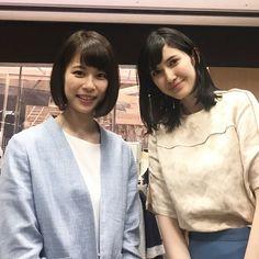 Yui Suzuki & Saya Ichikawa