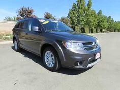 2016 Dodge Journey Used Cars Chico  Ca