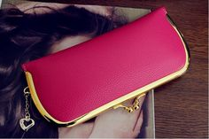 Promotion! 2014 new women wallets,Coin Case purse Pu leather women handbags card holder women's passport cover-in Wallets from Luggage & Bags on Aliexpress.com
