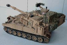 M109A6 Paladin/2