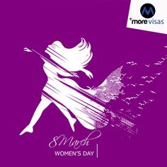 #HappyWomensDay2019 #WorldWomensDay #Morevisas