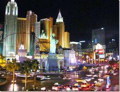 All the FUN & Free Things To Do in Las Vegas