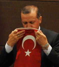 Recep Tayyip Erdoğan #brave #strong #muslim #leader